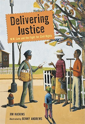 Delivering Justice By Haskins, James/ Andrews, Benny (ILT)